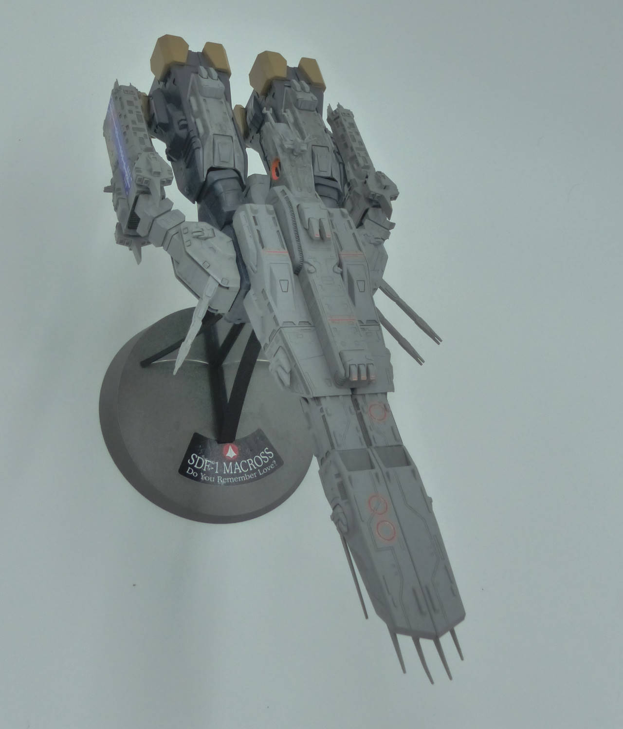 "Super Dimension Fortress 1 [SDF-1] 1/4000 ""Macross : Do you remember Love ?"" P1020328"