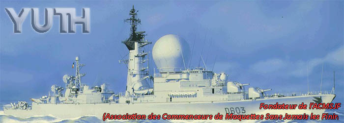 transformation du Bismarck de chez trumpeter en version RC - Page 3 Signdu10