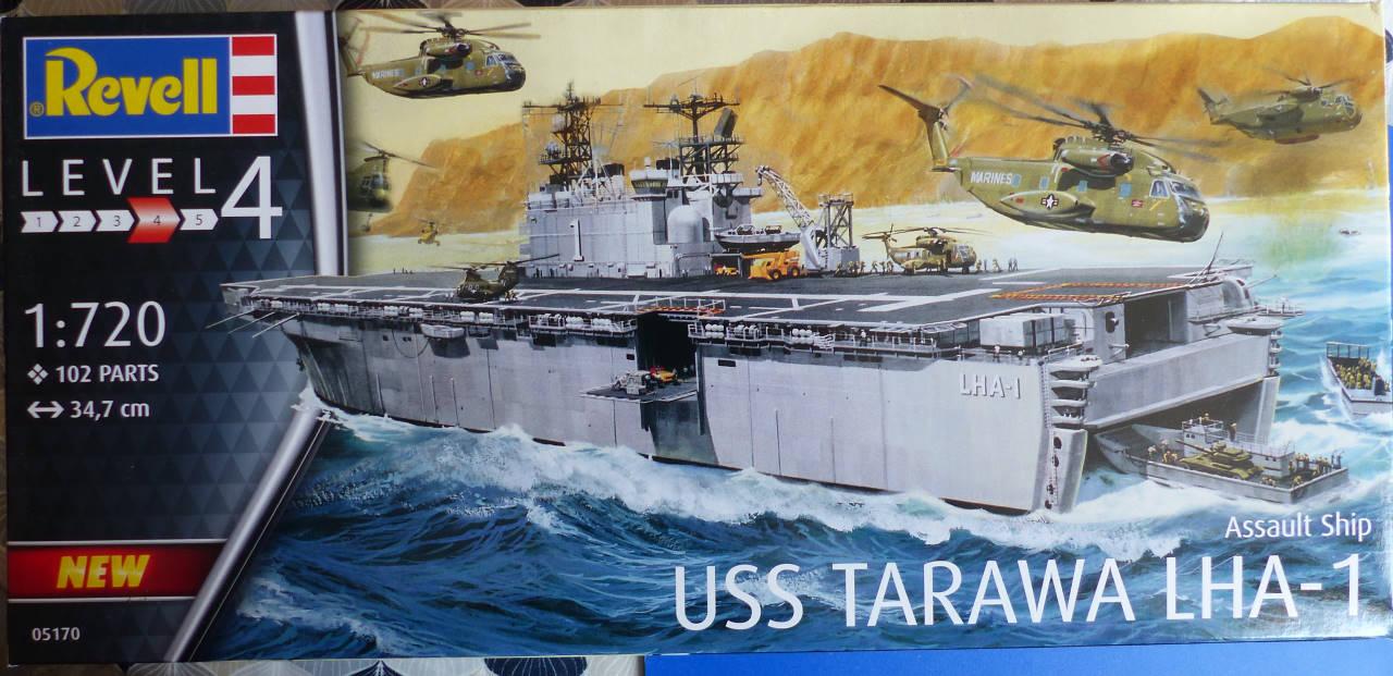 Classe TARAWA 1/720 Tarawa11