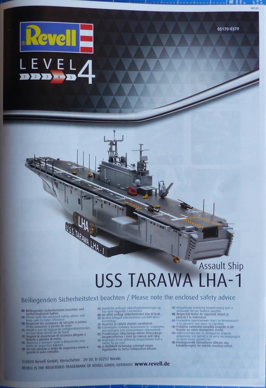 Classe TARAWA 1/720 Tarawa12