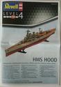 HMS HOOD 1/720 Revell Hood_111