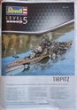 TIRPITZ 1/350 Platinum Edition   Tirpno10