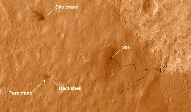 [Curiosity/MSL] L'exploration du Cratère Gale (2/3) - Page 6 Landin10