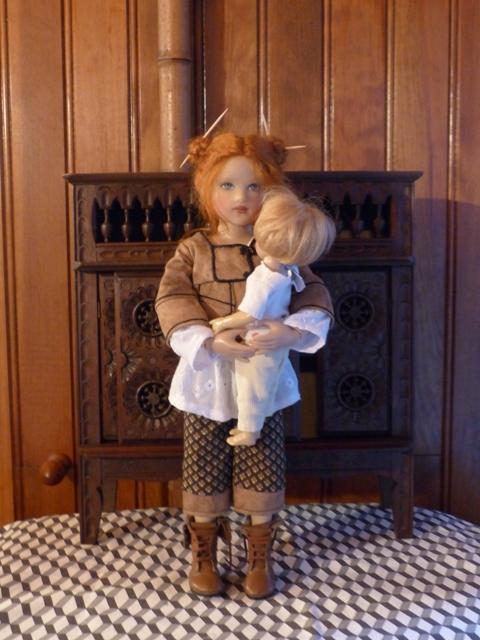 """Ma tendre """"Piper"""", attendue, pendant si longtemps ! Un petit frère... et sa jumelle ! - Page 7 P1000412"""