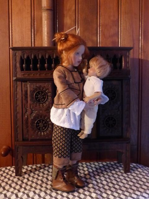 """Ma tendre """"Piper"""", attendue, pendant si longtemps ! Un petit frère... et sa jumelle ! - Page 7 P1000413"""