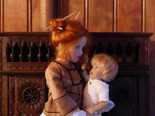 """Ma tendre """"Piper"""", attendue, pendant si longtemps ! Un petit frère... et sa jumelle ! - Page 7 P1000415"""