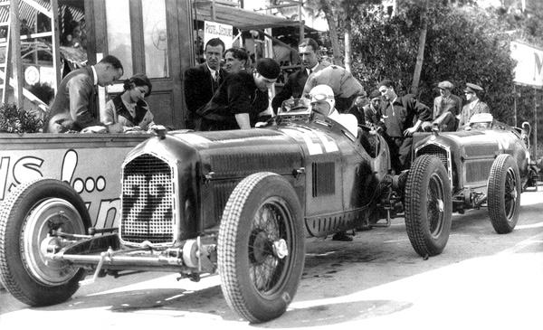 Alfa Romeo tipo B / P3 monopsto 1934 - Paris Invalides Fev 2017 32alfa10