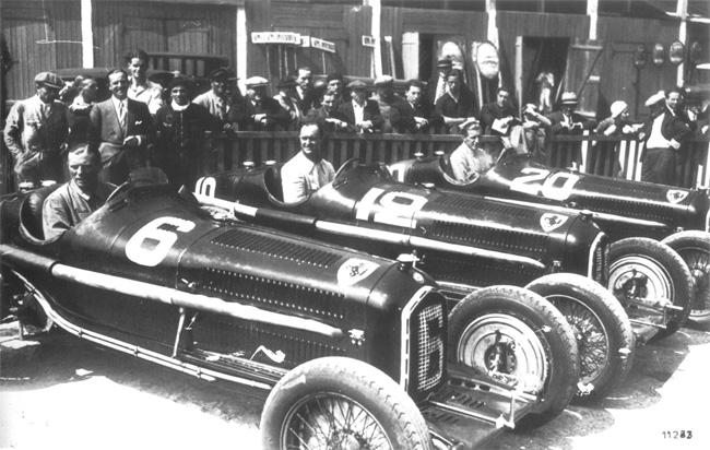 Alfa Romeo tipo B / P3 monopsto 1934 - Paris Invalides Fev 2017 32alfa11