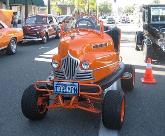 Les manèges anciens Auto-t11