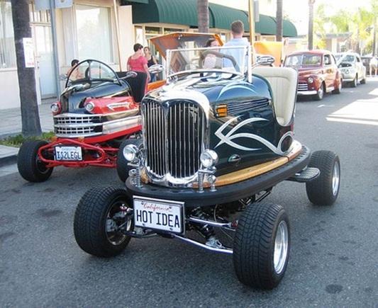 Les manèges anciens Auto-t12