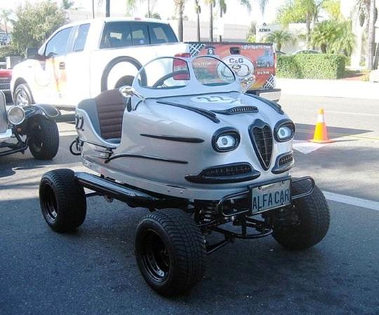 Les manèges anciens Auto-t16