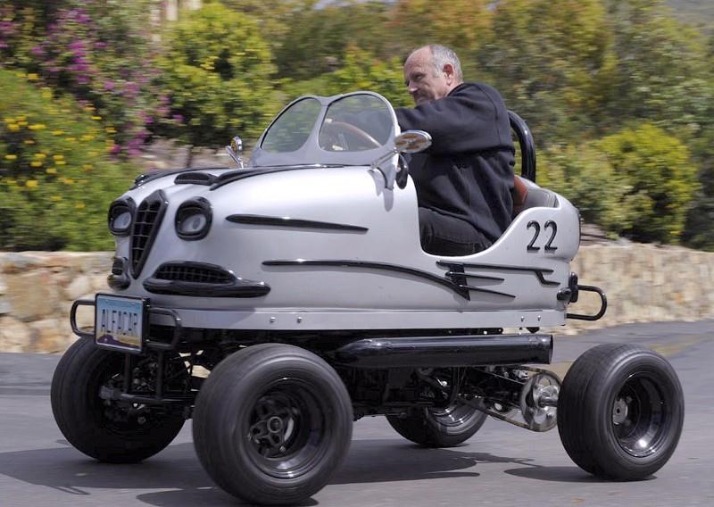 Les manèges anciens Bumper10