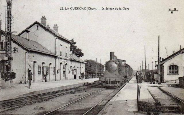 Région Centre-Val de Loire Gare4410