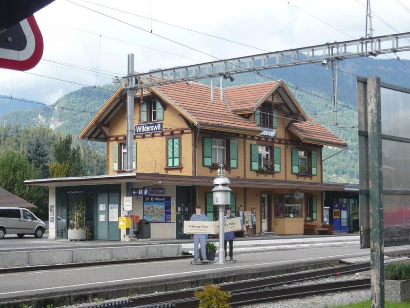 [BE] Canton de Berne (Bern) Gare_d16