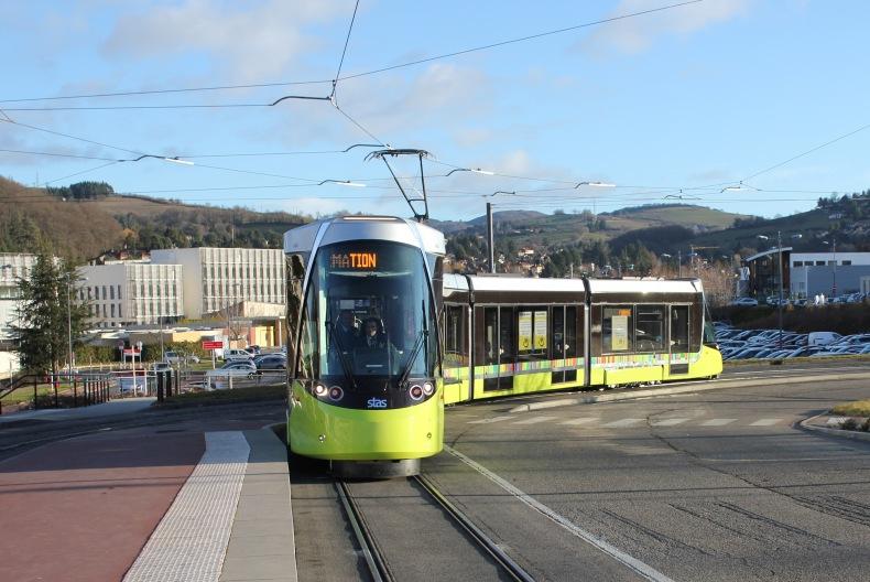 [Saint-Étienne Métropole] Réseau STAS Tram10