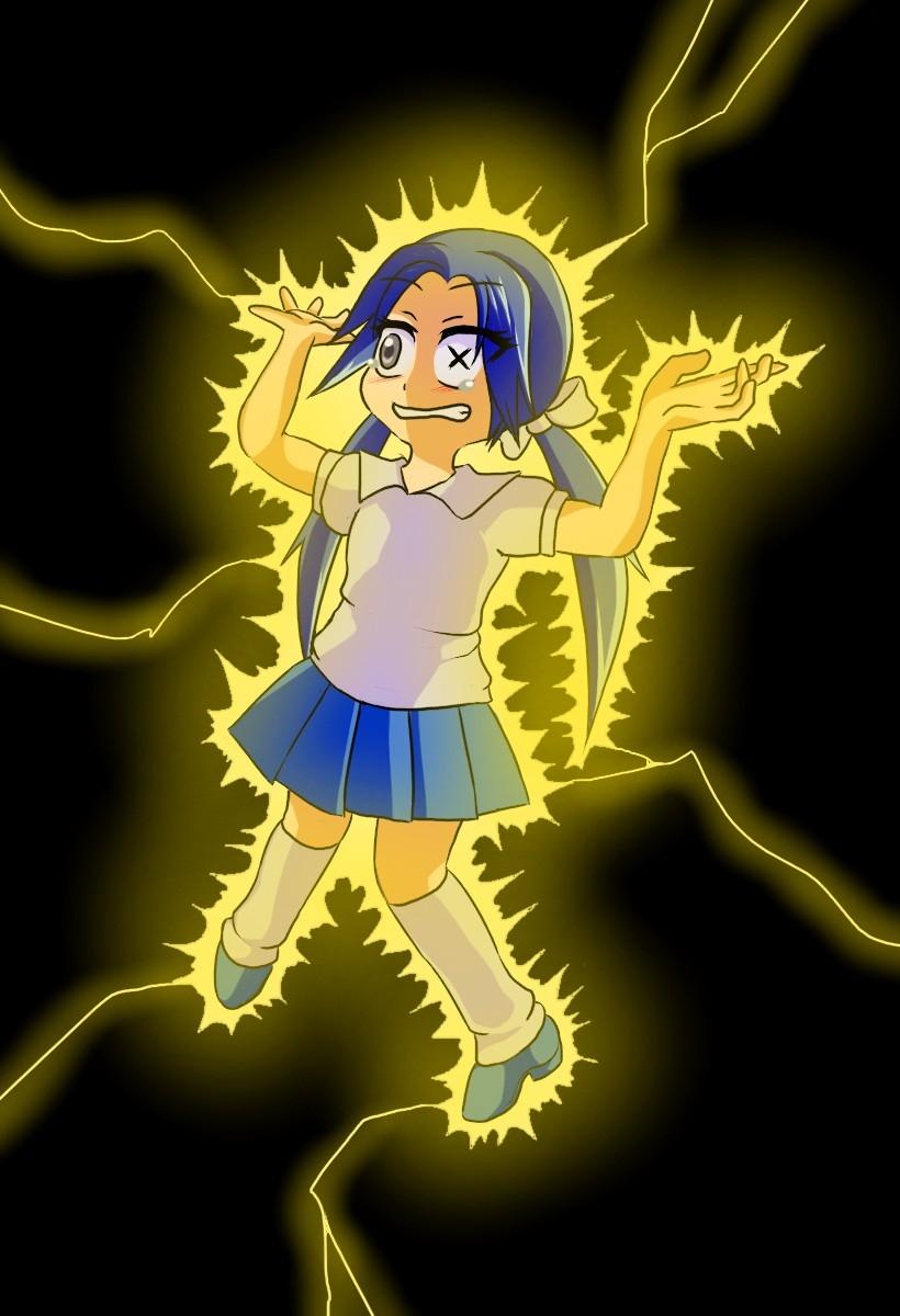 J'aime électrocuter les filles et je vous emmerde ! 46444314