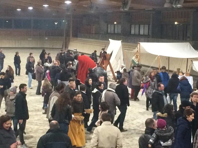 Deauville Mars 2016 Pole international du cheval 12901111