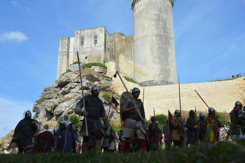 Chateau de Guillaume le Conquérant Falaise Août 2016 13667810
