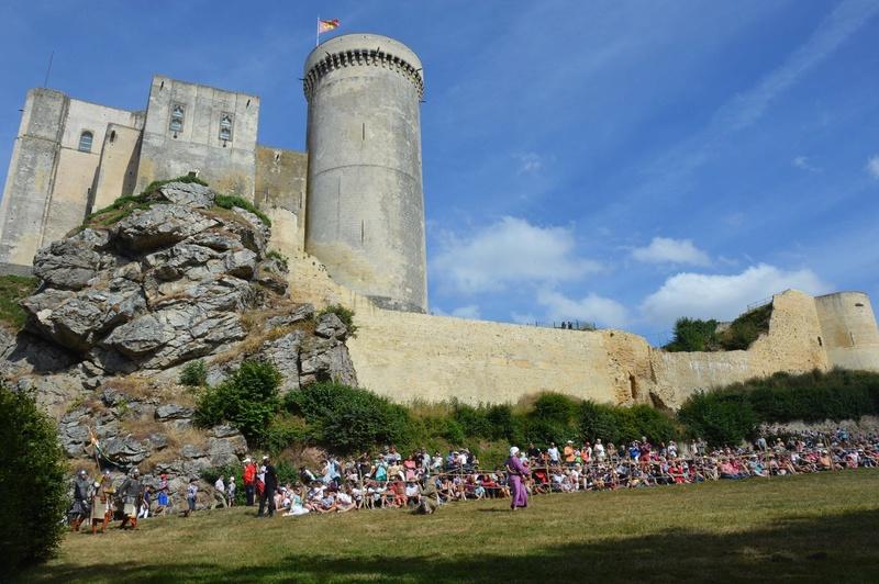 Chateau de Guillaume le Conquérant Falaise Août 2016 13913611