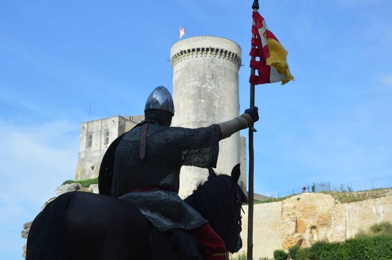Chateau de Guillaume le Conquérant Falaise Août 2016 13920511