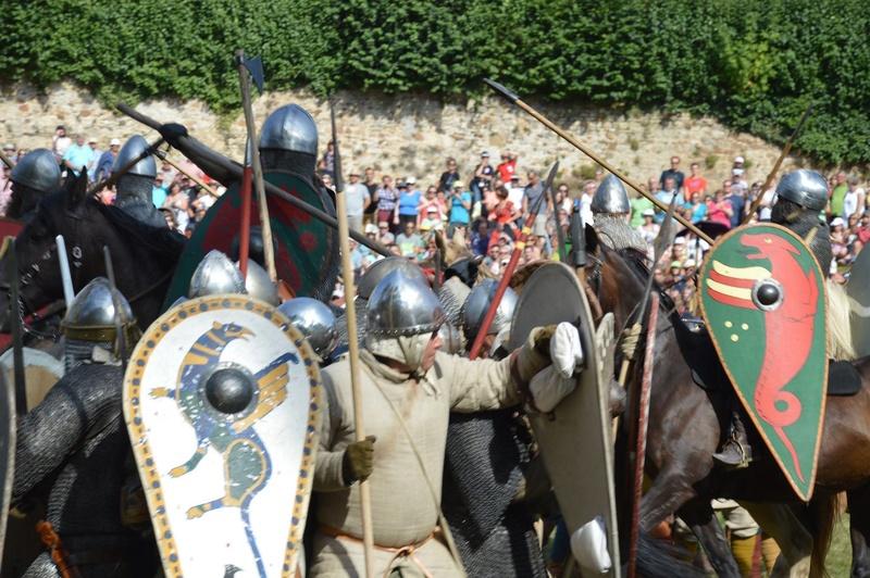 Chateau de Guillaume le Conquérant Falaise Août 2016 13938210