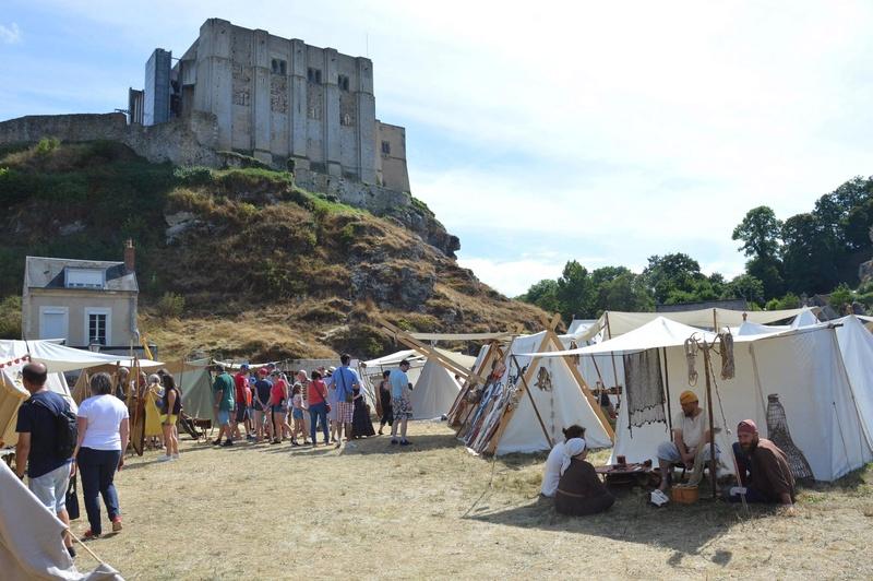 Chateau de Guillaume le Conquérant Falaise Août 2016 13975510