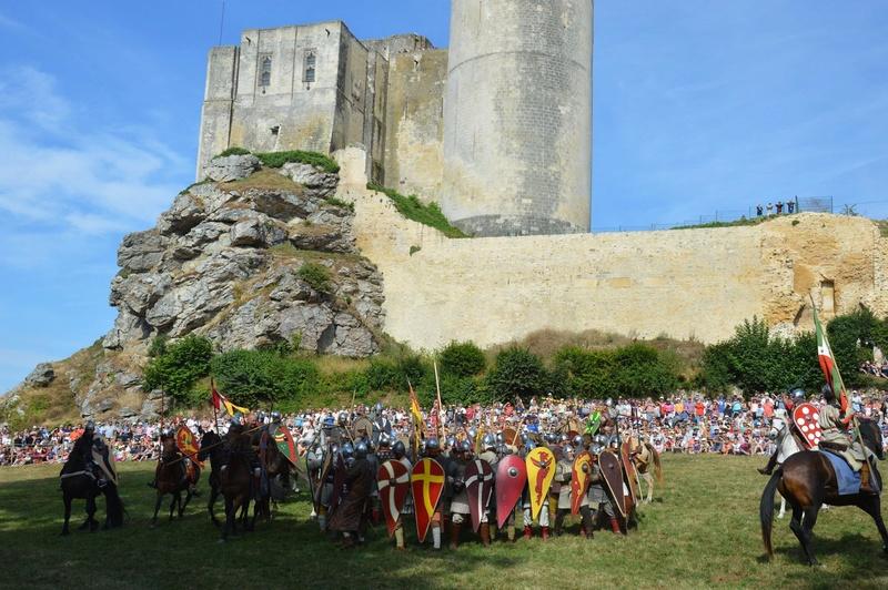 Chateau de Guillaume le Conquérant Falaise Août 2016 13987610