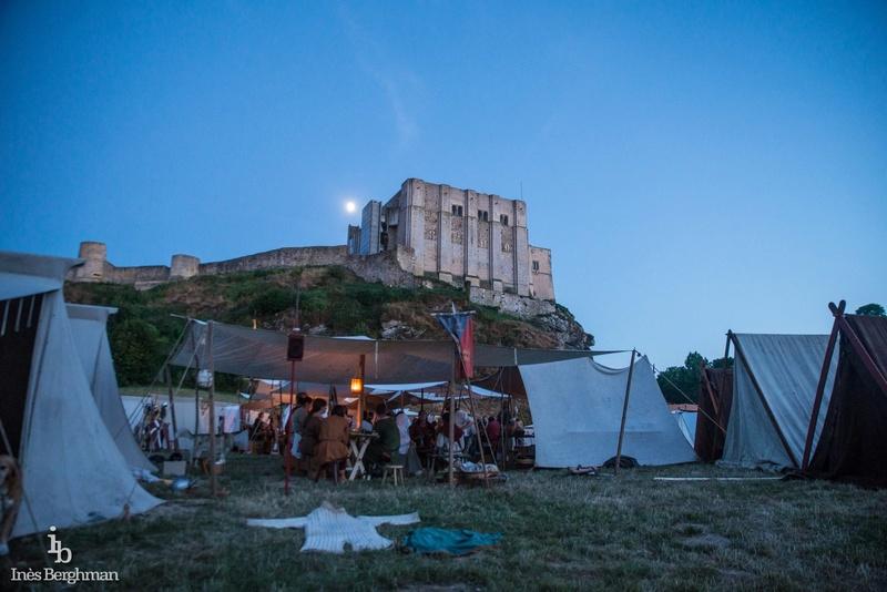 Chateau de Guillaume le Conquérant Falaise Août 2016 13988110