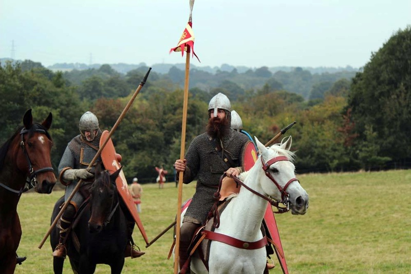 Battle of Hastings UK oct 2016 14608711