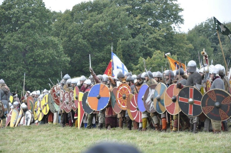 Battle of Hastings UK oct 2016 14612511