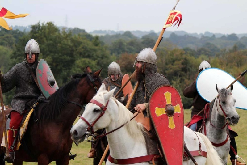 Battle of Hastings UK oct 2016 14633111