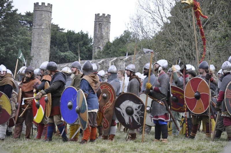 Battle of Hastings UK oct 2016 14633511