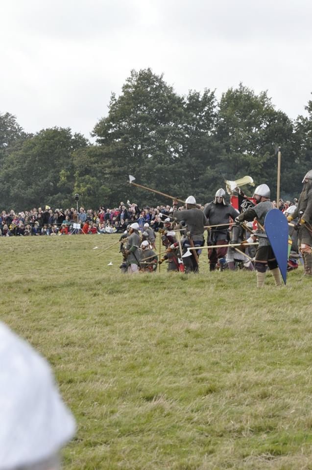 Battle of Hastings UK oct 2016 14666012
