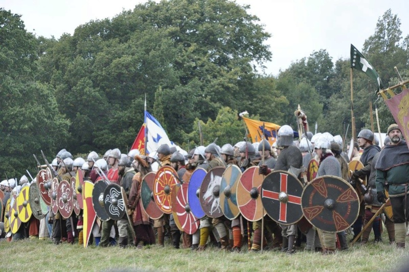 Battle of Hastings UK oct 2016 14681912