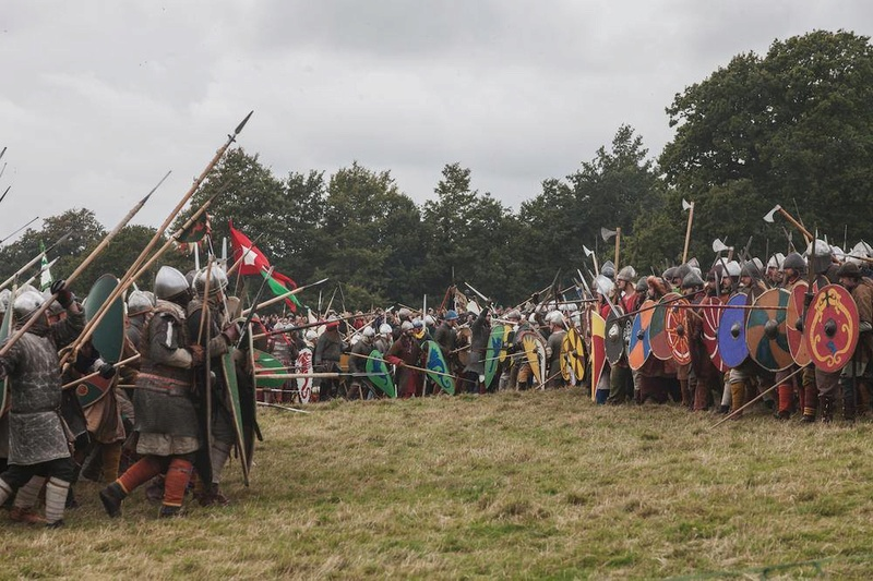 Battle of Hastings UK oct 2016 14682112