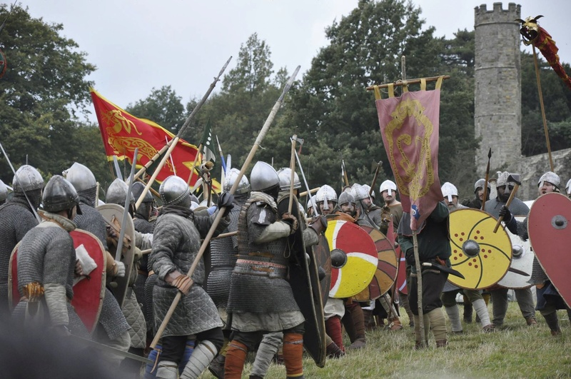 Battle of Hastings UK oct 2016 14708011