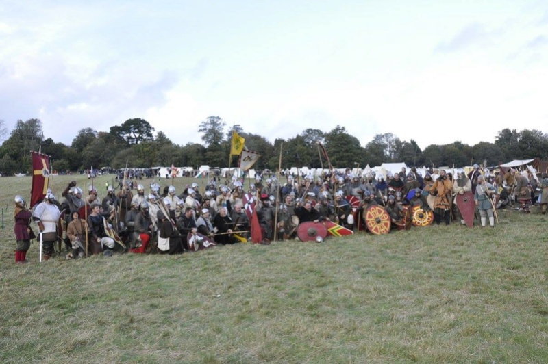 Battle of Hastings UK oct 2016 14711110