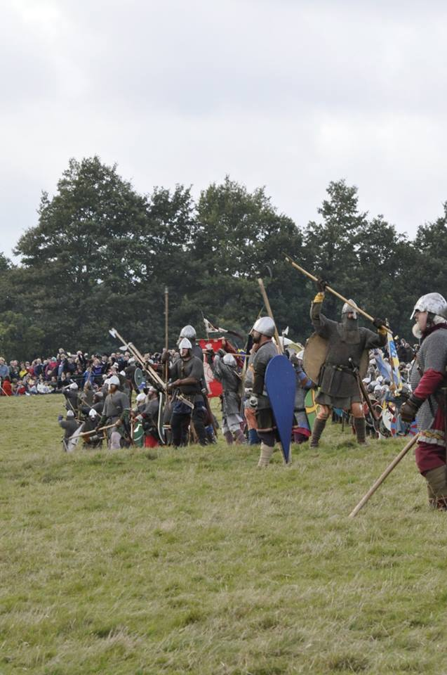 Battle of Hastings UK oct 2016 14717310