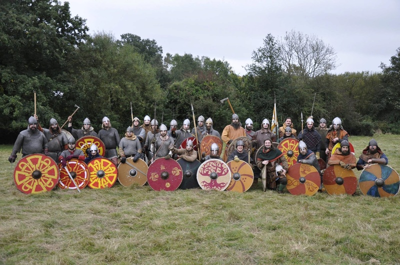 Battle of Hastings UK oct 2016 14753411
