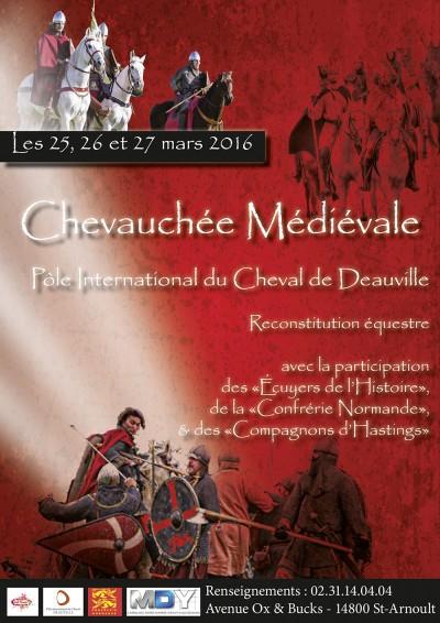 Deauville Mars 2016 Pole international du cheval Chevau10