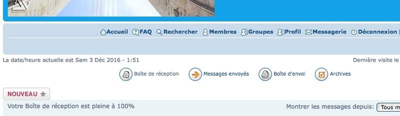 03-05 Questions récurrentes, problèmes de messagerie, MP Sans_t11
