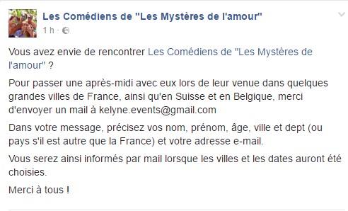 - Dédicaces des comédiens dans votre ville  Sans_t40