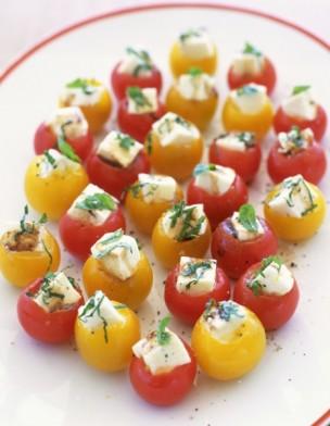 reettes d ete rafraichissantes Tomate11