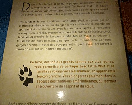 Livres parlant de la communication avec les animaux Img-2018