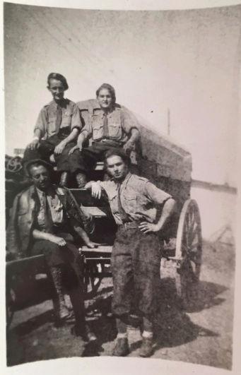 Photos du groupement 19 Cjf_1918