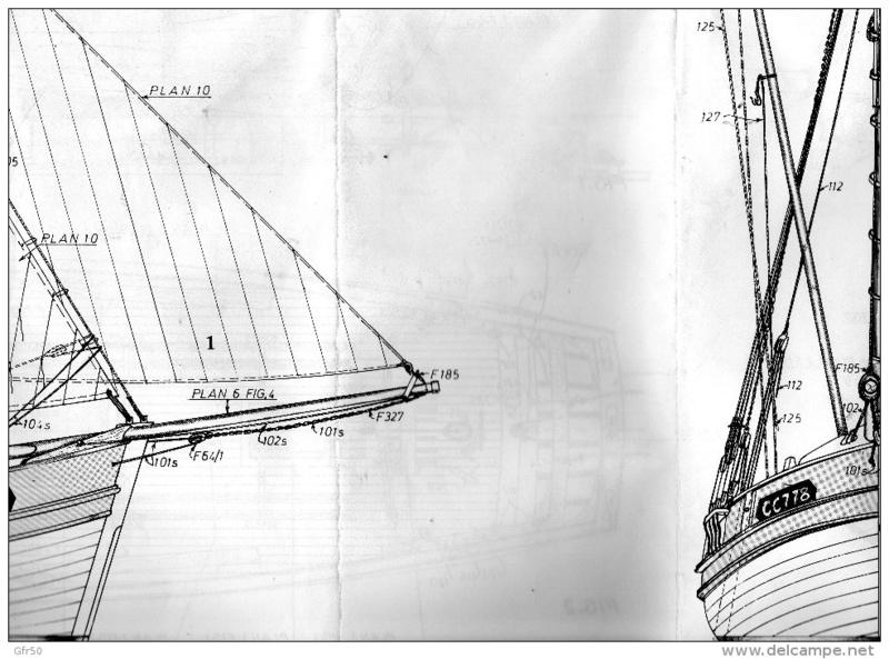 La Marie Jeanne Thonier Billing boats au 1/50 - Page 9 568_0010