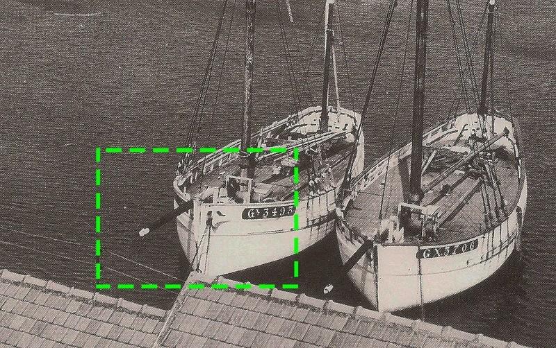 Thonier* - La Marie Jeanne Thonier Billing boats au 1/50 - Page 5 Boutde10