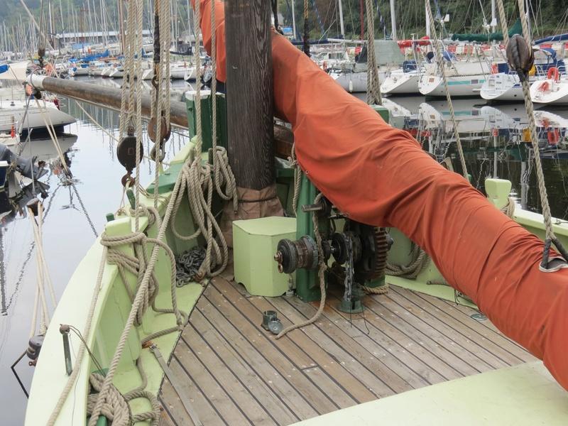 Thonier* - La Marie Jeanne Thonier Billing boats au 1/50 - Page 5 Lejon110