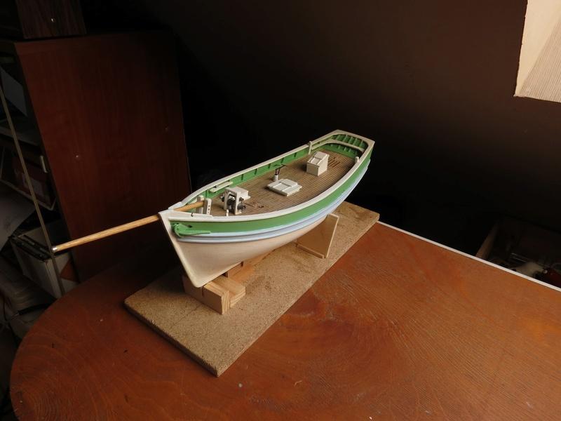 Thonier* - La Marie Jeanne Thonier Billing boats au 1/50 - Page 5 Mj3410