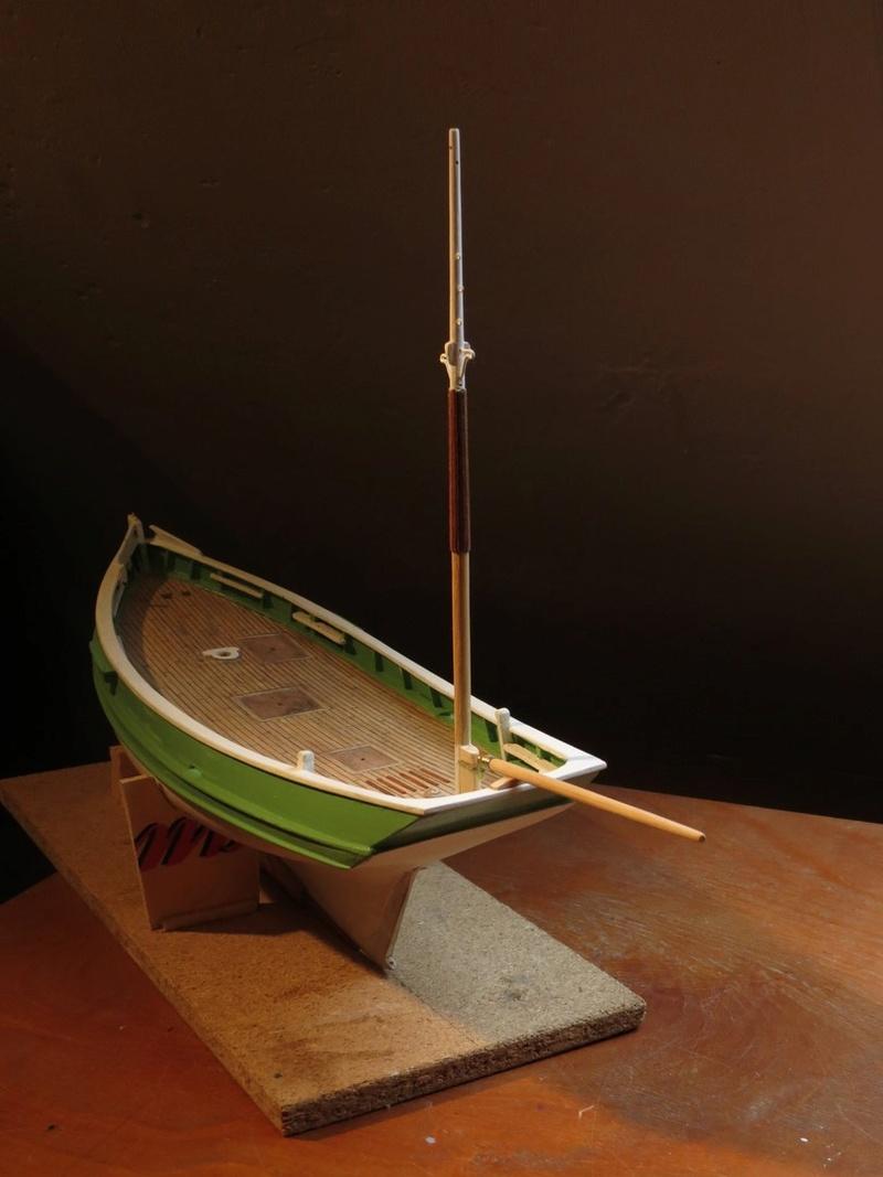 La Marie Jeanne Thonier Billing boats au 1/50 - Page 7 Mj4010